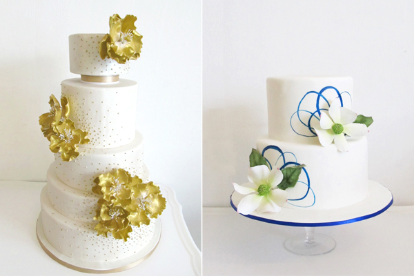 Artistic & Scientific - Anna Elizabeth Cake - Praise Wedding