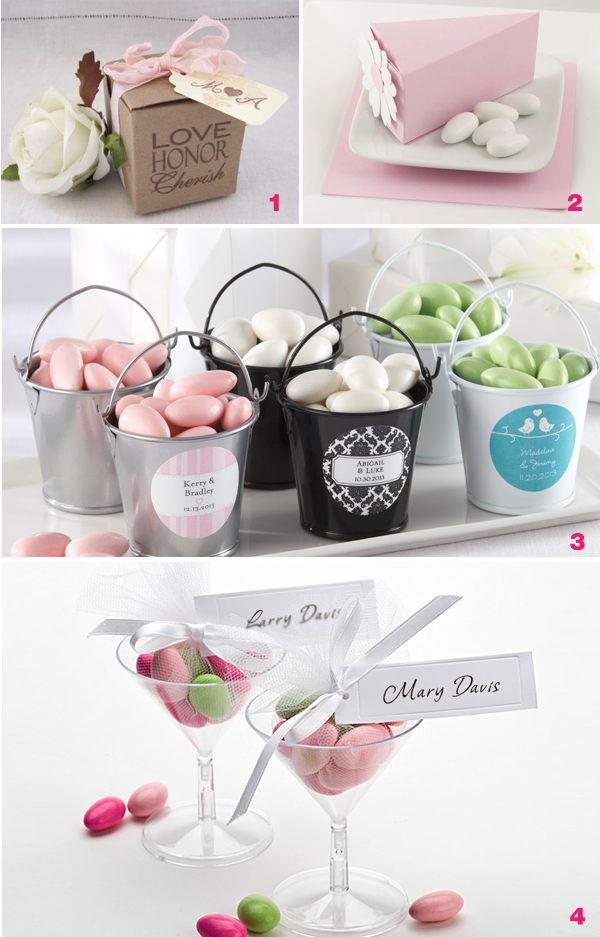 20 Beautiful Wedding Favor Box Designs — Praise Wedding