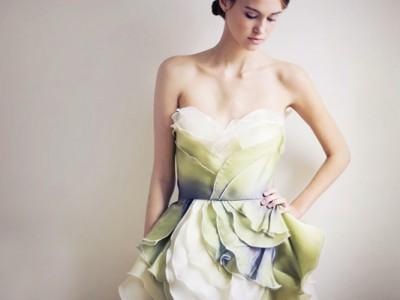 Stylish Spring Eco-Friendly Wedding Inspiration