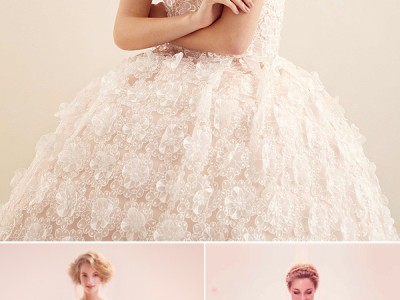7 Talented Wedding Dress Designers and their Latest Designs