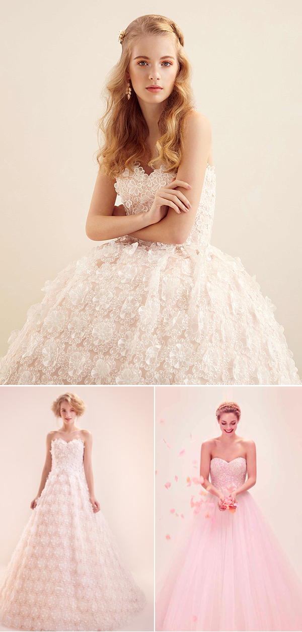 7 Talented Wedding Dress Designers and their Latest Designs - Praise ...