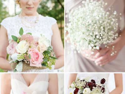 42 Beautiful Bridal Bouquets