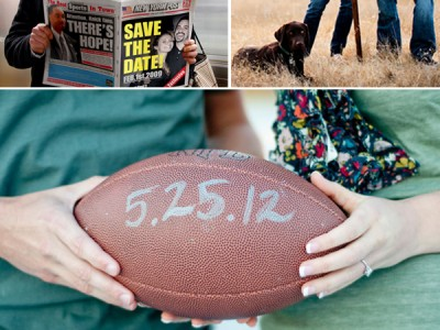 58 Creative Save-the-dates