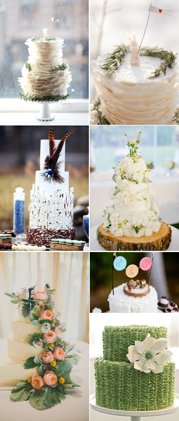 nature themed wedding cake ideas 41 beautiful wedding cake designs praise wedding 17723