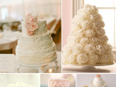 41 Beautiful Wedding Cake Designs