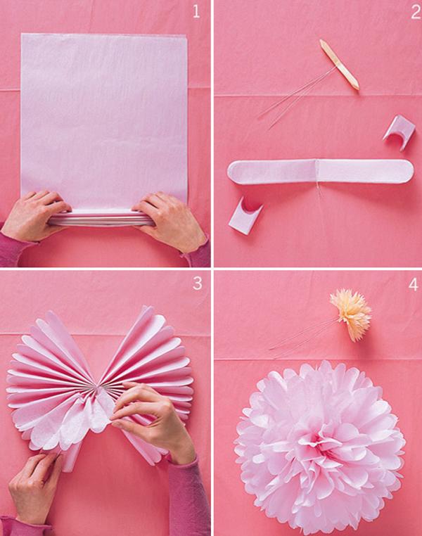Diy projects – pompom pinwheel