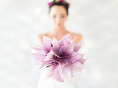 Romantic Lavender Wedding Palette