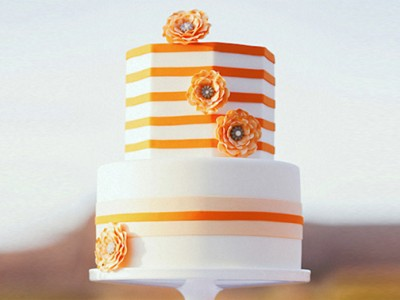 22 Contemporary Wedding Cakes