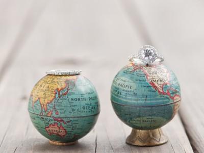 Travel-Themed Weddings & Holiday Notice
