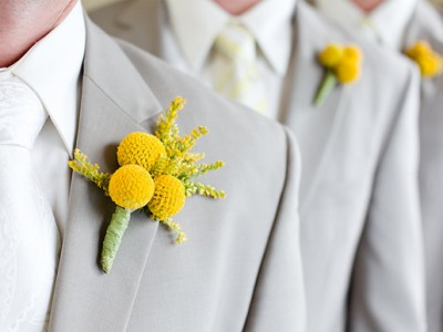 28 Creative Boutonnieres