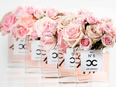 Classy and Fabulous! Chanel-Inspired Wedding Designs
