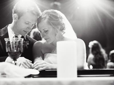 Christ-Centered Wedding Scenes