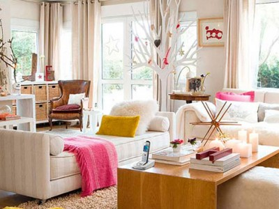 20 Sweet Living Room Designs
