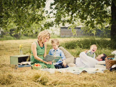 20 Lovely Family Day Photos