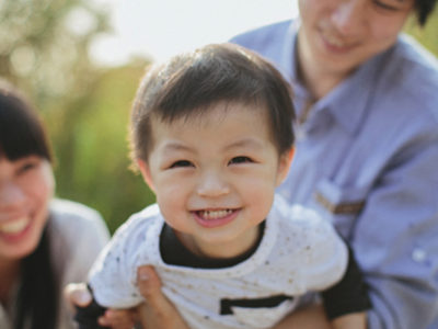 You Bring Me Joy – Man & Fu's Family Session