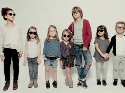 Cool Children Eyewear – Very French Gangsters