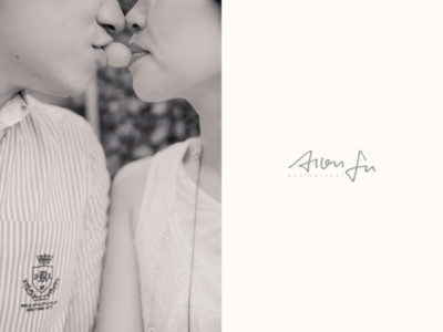 """Organic"" Wedding Photographer – Allen Fu"