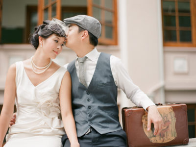 Hong Kong Vintage E-session from Isa Photography