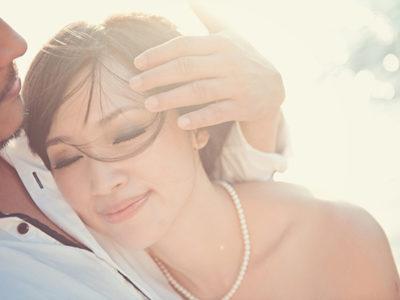 Romantic Wedding Anniversary Photo Session – Carrie & Paul