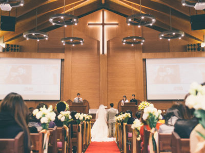 Love, Faith, Hope – Christian Wedding from Allen Fu