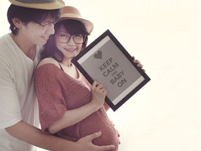 Keep Calm and Baby On – Sa Yang & Wei Chi