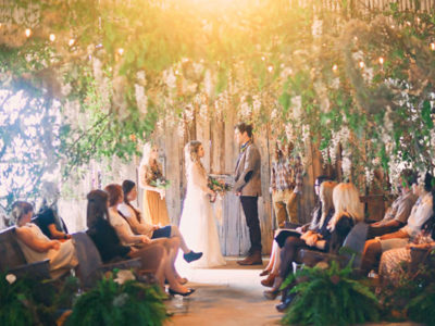 19 Romantic Ceremony Decoration Ideas