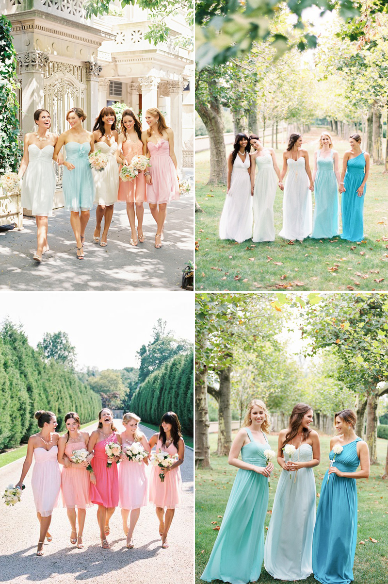 30 dreamy bridesmaid dresses for your romantic wedding praise donna morgan ombrellifo Images