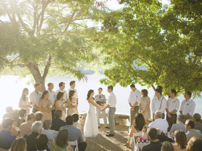 Intimate Canadian Wedding from Nordica Photography