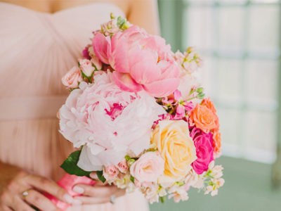 Utterly Romantic Spring Pastel Bouquets