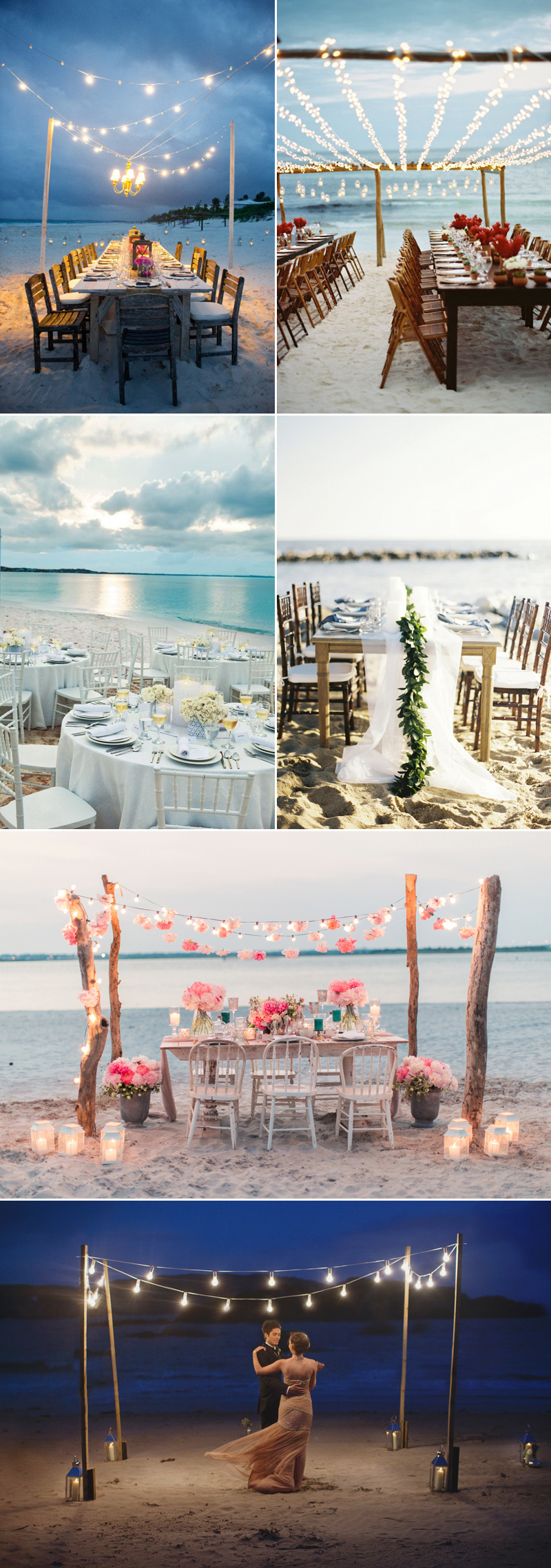 23 Romantic Beach Themed Wedding Ideas Praise Wedding