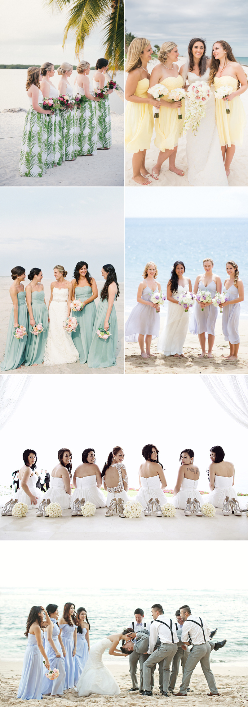 23 Romantic Beach Themed Wedding Ideas! - Praise Wedding