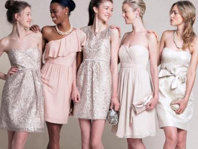 Modern Designer Dresses – Frocks Modern Bridesmaids