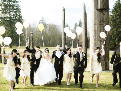 Let Love Find You – Romantic Vancouver Wedding from Kunioo