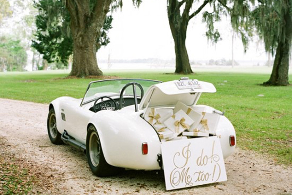 Wedding Getaway Car Rental Dallas