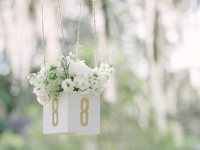28 Creative Ways to Show Table Numbers