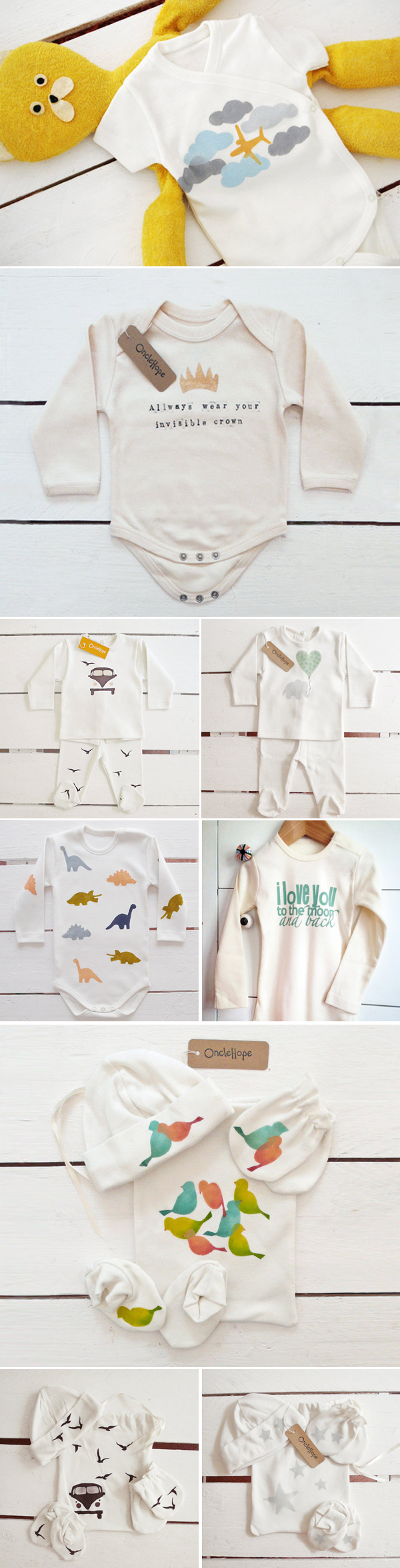 Baby Clothes-Oncle Hope