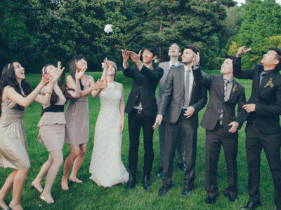 Rustic Vancouver Wedding from Nadia Hung Photography