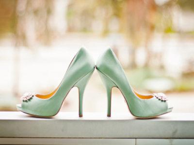 20 Summer Peep-Toe Wedding Shoes
