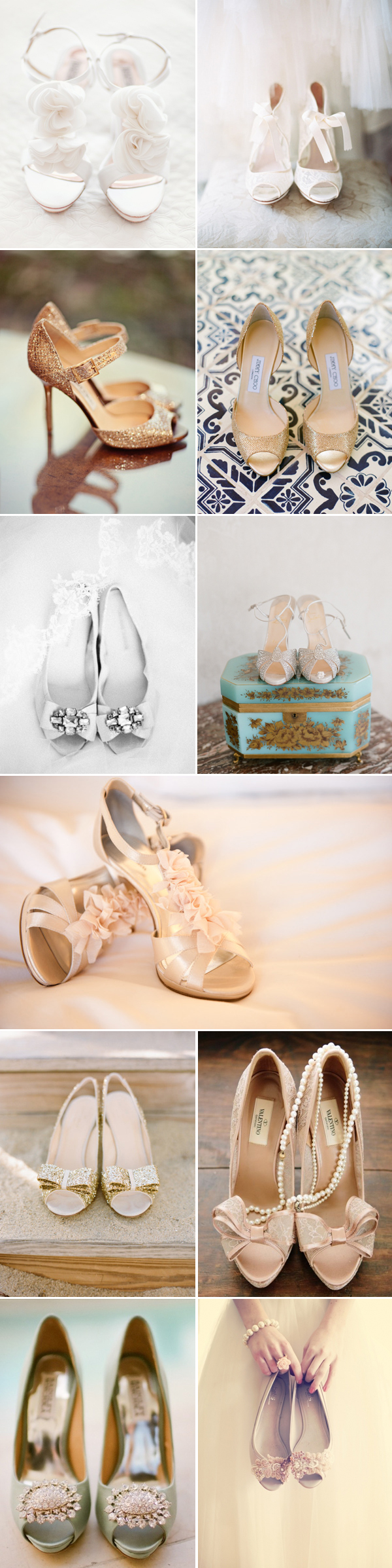 summer wedding shoes elegant