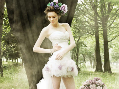 28 Short and Chic Summer Wedding Dresses