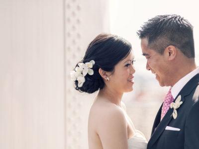 Elegant Vancouver Wedding from RF Weddings