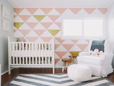 17 Clean and Elegant Nursery Room Ideas