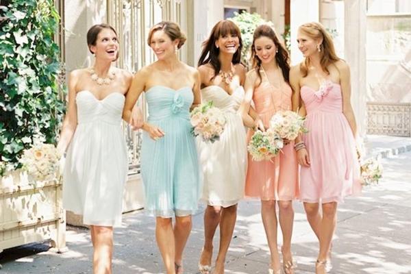 Wedding Dress Color Trends : Wedding dresses color trend fashion focus your dress