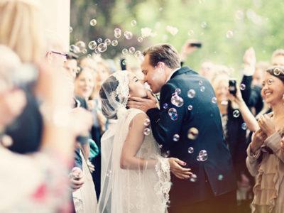 30 Creative and Fun Wedding Exit Ideas
