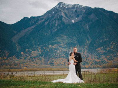 Christy & Scott's Fraser River Lodge Wedding (from Mathias Fast)