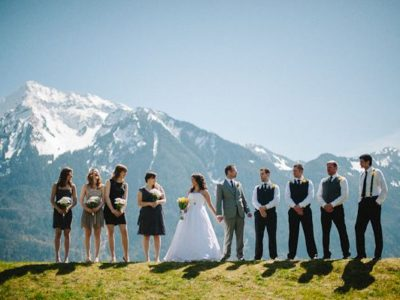 Ariana & Jared's Modern Rustic Wedding (from Mathias Fast)
