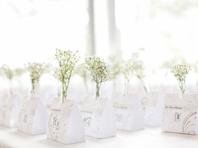 19 Creative Escort Cards