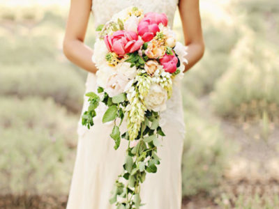 14 Utterly Romantic Cascade (Trailing) Bouquets