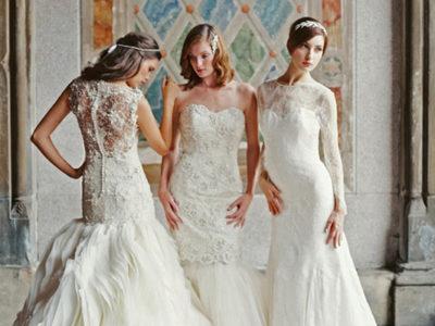 27 Elegant 2014 Bridal Gowns