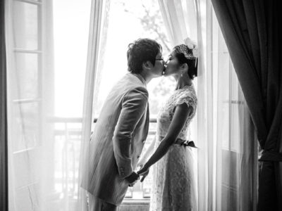 Vintage-inspired Handmade Wedding from Tanarak Photography